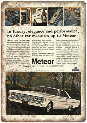 Mercury Meteor Vintage Automobile Ad 12
