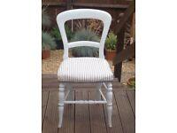 4 Pretty Victorian Chairs