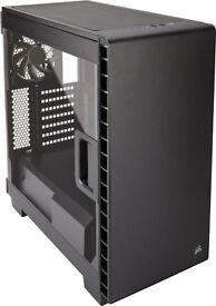 Corsair 400C ATX Computer Case (light marks - great condition!)