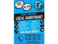 Local Handy Man No Job Too Small, WE SERVICE DERBYSHIRE