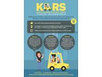 KARS - 'uber for kids'