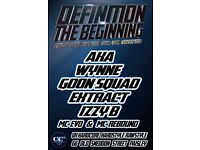 Definition: The beginning 24th april at ccs paisley