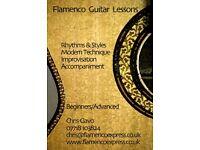 Idle Fingers? Try Flamenco Guitar!