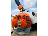 Stihl BR450c backpack blower (electric start)