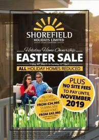 Details on our amazing Easter offer at Oakdene Forest Park, Bournemouth NR New Forest. 2019 Fees!!
