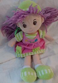 Pink Rag Doll