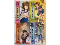 Miki Falls books