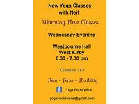 New West Kirby Yoga Class