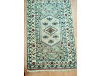 Traditional Vintage Hand-Knotted Wool Rug