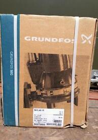 Grundfos sewage pump SEG.40.15