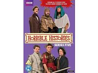 Horrible Histories - Series 5 [DVD]
