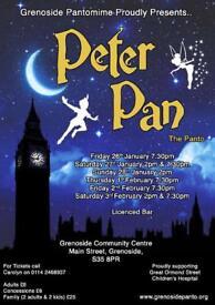 Pantomime - Peter Pan - Grenoside