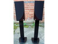 Castle Tay speakers +stands