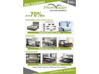 Beds and mattress clearance