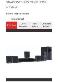 DVD Home Cinema System