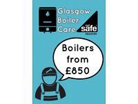 Plumbing heating boiler repairs small family business