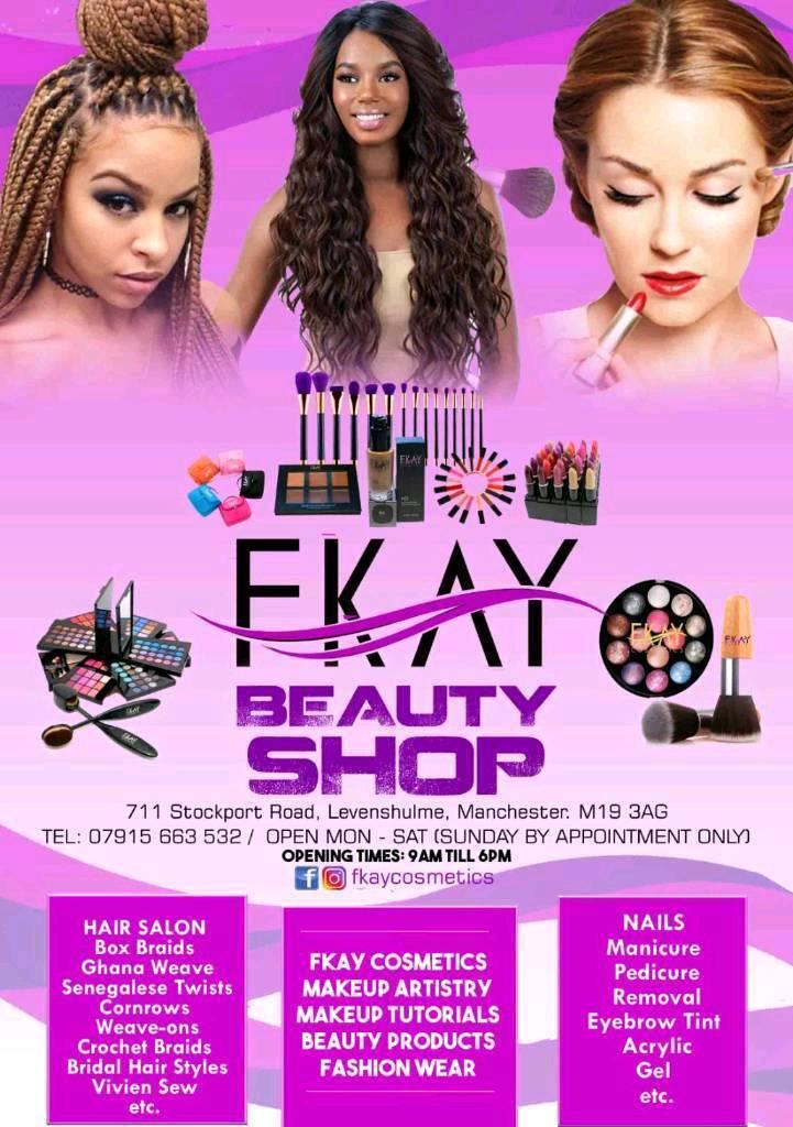 Hairdressers/ Makeup Artist/ Cosmetics