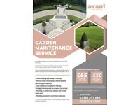 Garden Maintenance & Lawn Care
