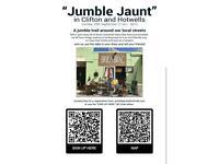 Clifton & Hotwells Jumble Jaunt Sunday 26 September 11am-3pm