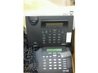 Snom 190 and Elmeg 290 VOIP office phones