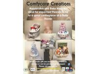 Nappycakes and Baby Hampers