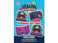 Airmazing Inflatables - Bouncy Castle, Disco Dome and Soft Play Hire