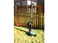 Petrol grass trimmer (used once)