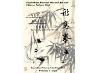 Chinese internal martial arts club