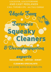 Expert domestic cleaners. Affordable Quality Service.