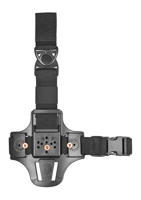 Piattaforma cosciale Vega Holster 8K17 compatta da coscia per fondina accessori
