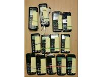 Joblot 80 good working order phones , all pretested