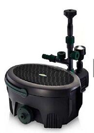Blagdon pond pump & filter