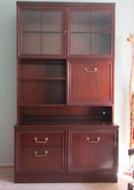 Cabinet showcase Retro Drawer , Bookcase, Drinks Bar