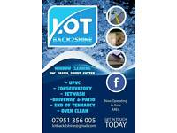 Window cleaning / Drive way /patio / Gutter / Conservatory / Eend of tenancy cleaning