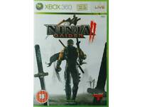 Ninja Gaiden II for Xbox 360 (used)