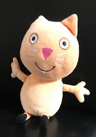 Candy cat from Peppa pig