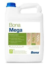 Bona Mega waterborne lacquer / finish / varnish for wooden floors in matt