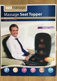 Spa Massage - Seat Topper