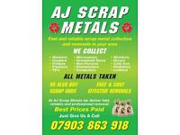 Cash for all metal read add