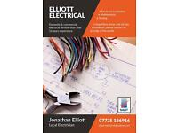 Elliott Electrical - electrician with 16 yrs experience