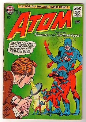 DC Comics ATOM  Silver age #11  1964 VG+