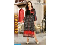 VICTORIAN RELOAD VOL-3 WHOLESALE READY MADE LONG TUNICS