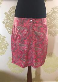 Ladies Golf Skirt, Skort, Daily Sport, Size 14, Size 8