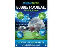 Zorb football business