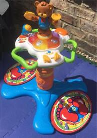 Vtech sit to stand bear