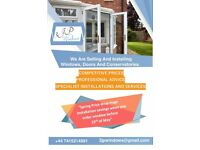 Windows and doors instalation and sale, Spring promotion!!!, Glasgow and surrounding