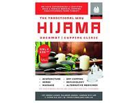 HiJAMA CUPPING THERAPY