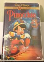 Pinocchio GoldCollection VHS (Brand New) Still sealed