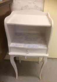 Shabby chic French cabinet