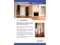 Floor Sanding,Kitchen&Tiling,Refurbishments - Maintenance,-Painting&Decorating,-Windows&restoration-